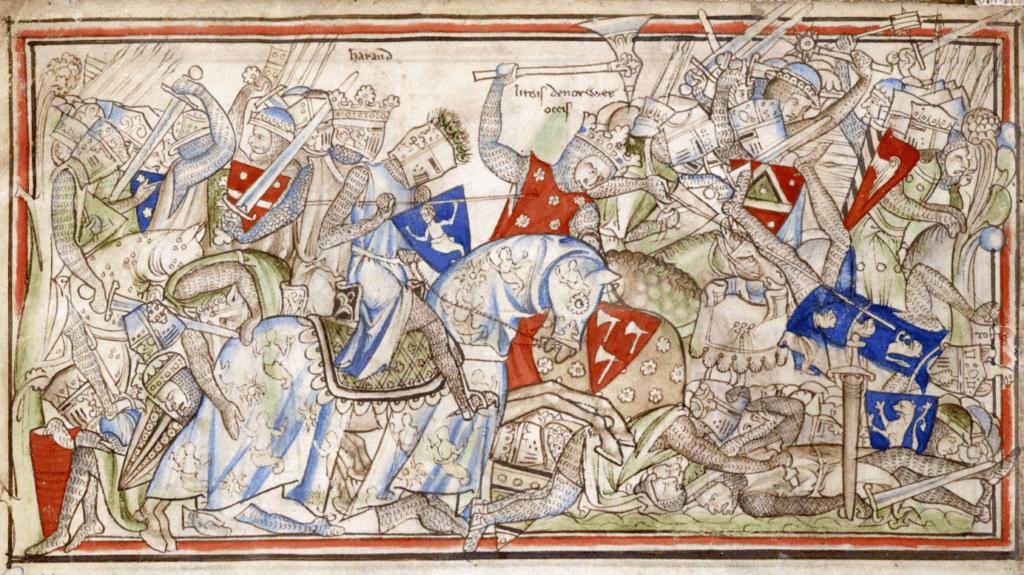 Slaget ved Stamford Bridge 1066
