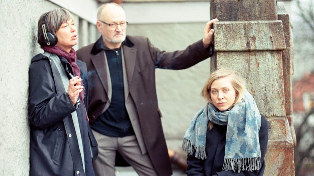 Marianne Nilsen, Gerald Pettersen og Susann Bugge Kambestad foto