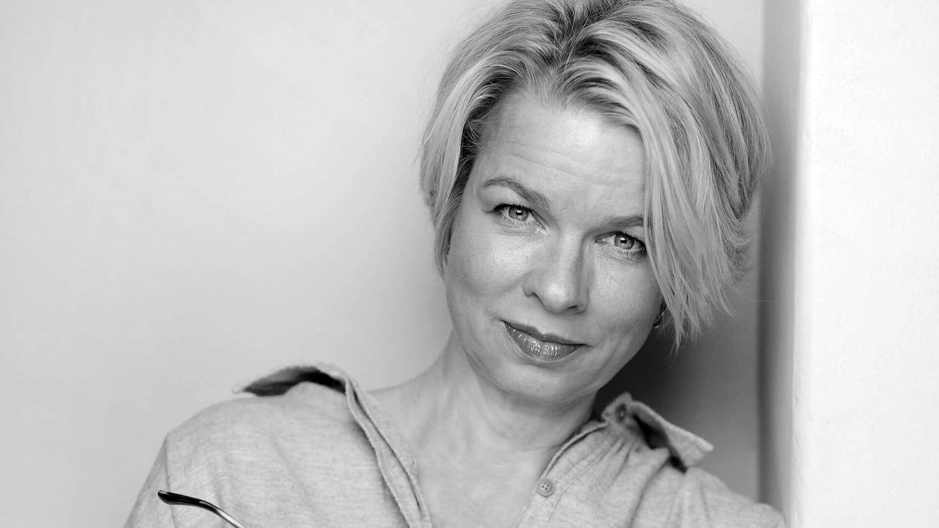 Forfatter Linn Ullman foto
