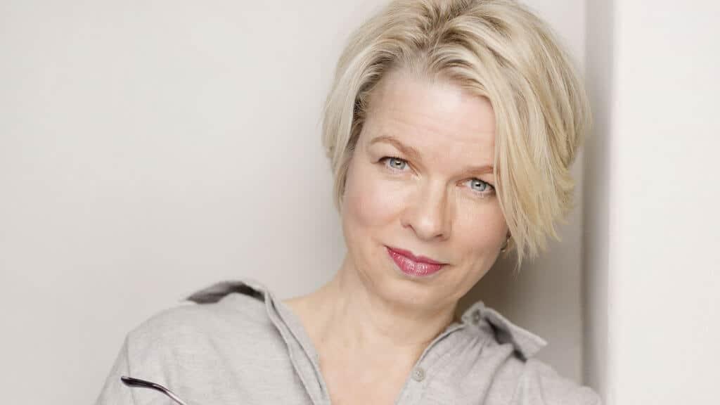Forfatter Linn Ullmann