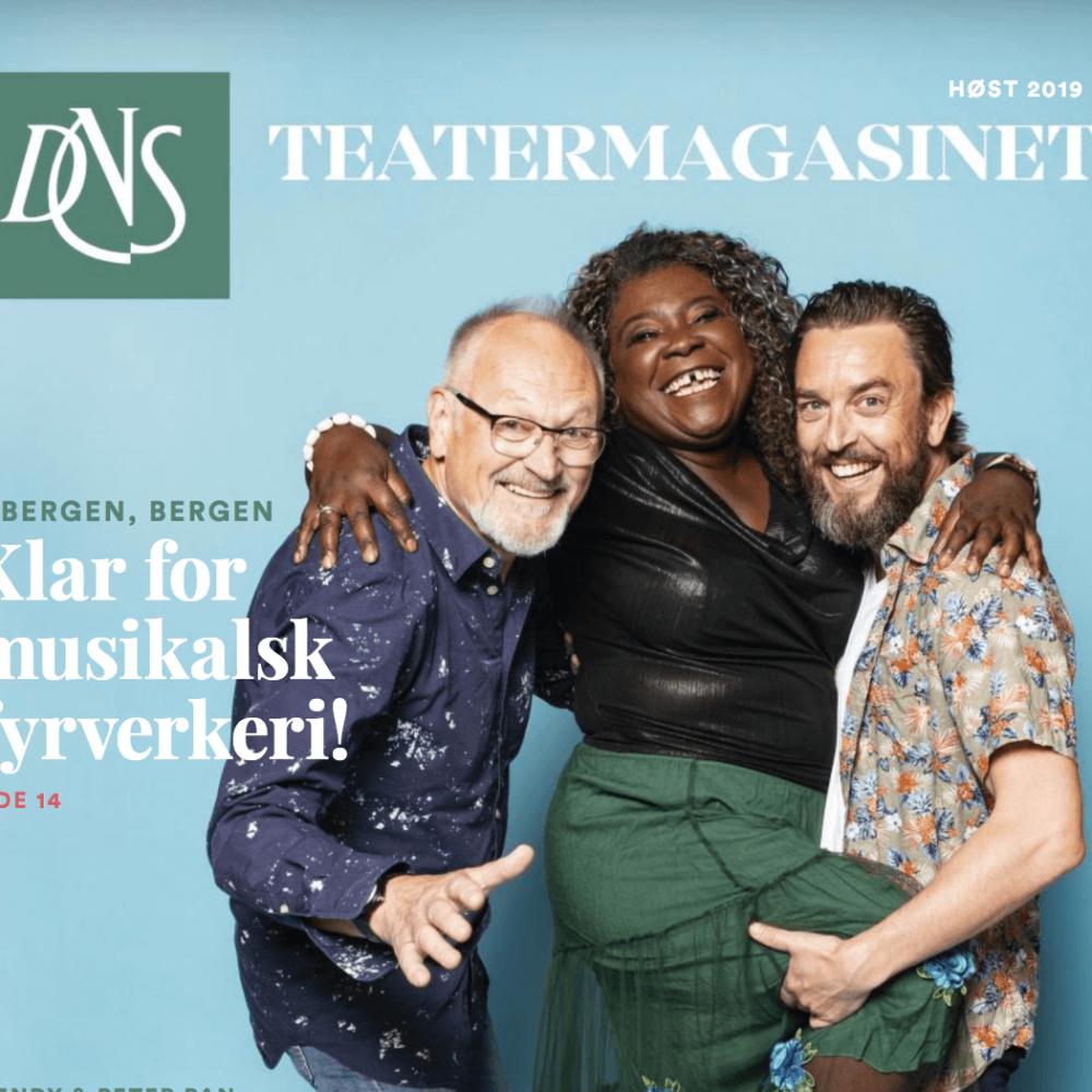 Teatermagasinet Høst 2019