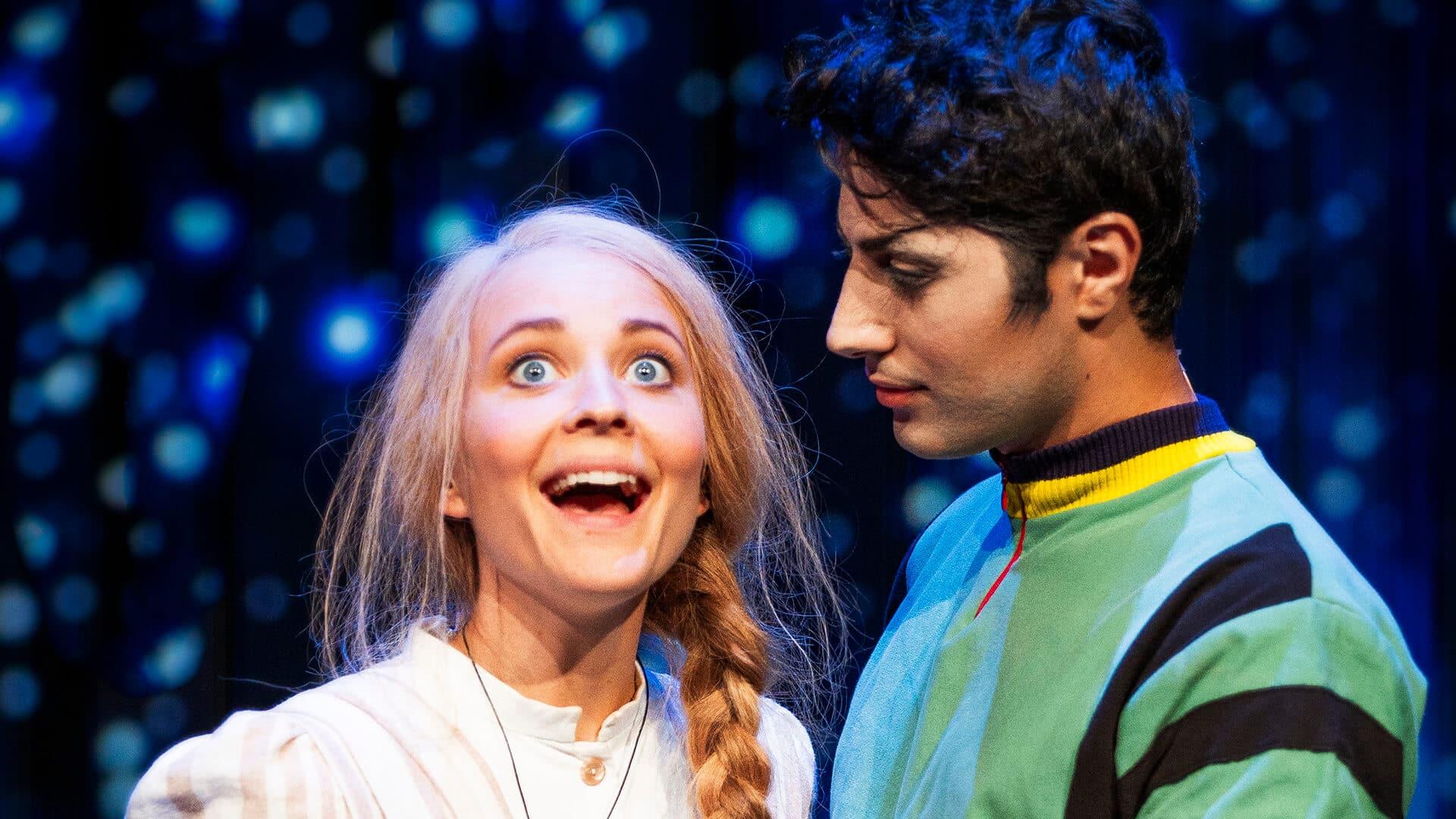 Kristi-Helene J. Engeberg og Peiman Azizpour i Wendy og Peter Pan 2020